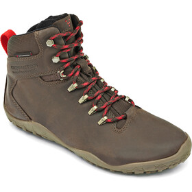 Vivobarefoot Tracker FG Leather Shoes Herr dark brown